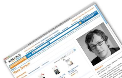 Hans Dorschs Bücher bei Amazon