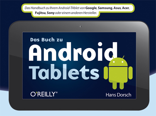 Preview - Das Buch zu Android Tablets (German)